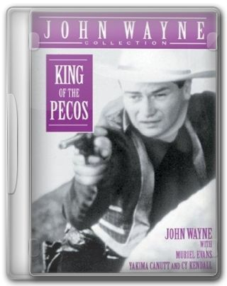 Capa do Filme King Of The Pecos 1936