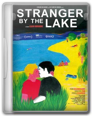 Capa do Filme Um Estranho no Lago