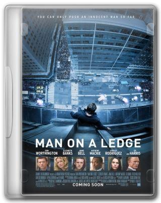 Capa do Filme Man on a Ledge