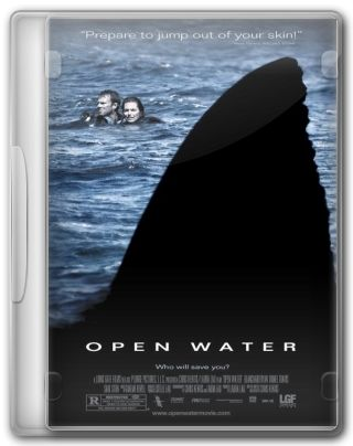 Capa do Filme Mar Aberto