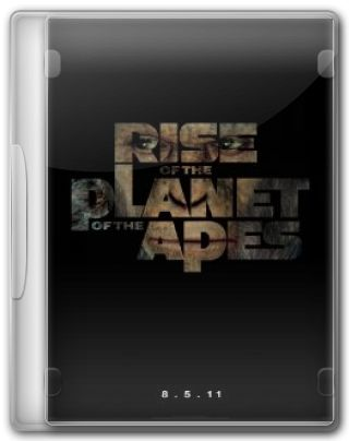 Capa do Filme Rise of the Planet of the Apes