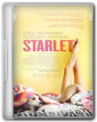 Capa do Filme Starlet
