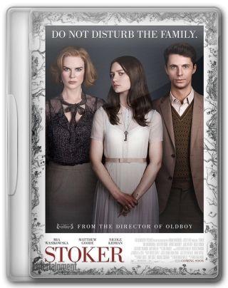 Capa do Filme Stoker
