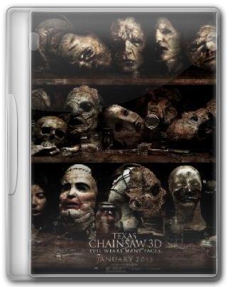 Capa do Filme Texas Chainsaw