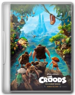 Capa do Filme Croods