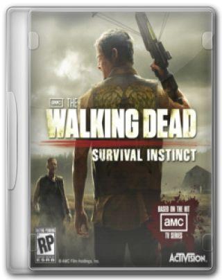 Capa do Jogo The Walking Dead Survival Instinct