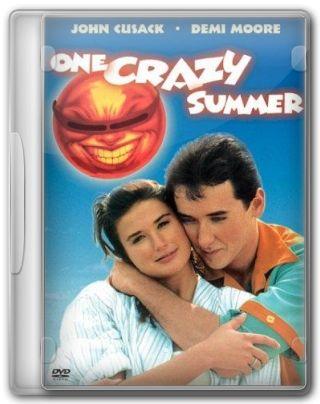 Capa do Filme Um Verão Louco
